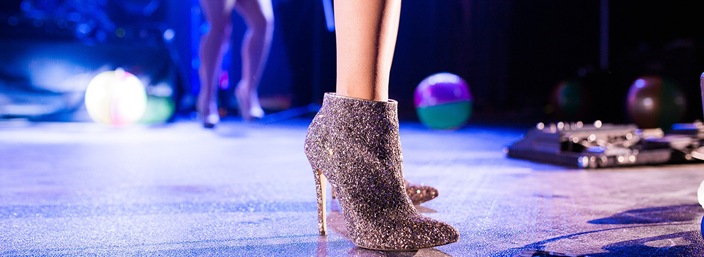 High heels and bad backs